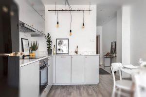 Tips Menata Dapur Apartemen Yang Mungil Dan Nyaman