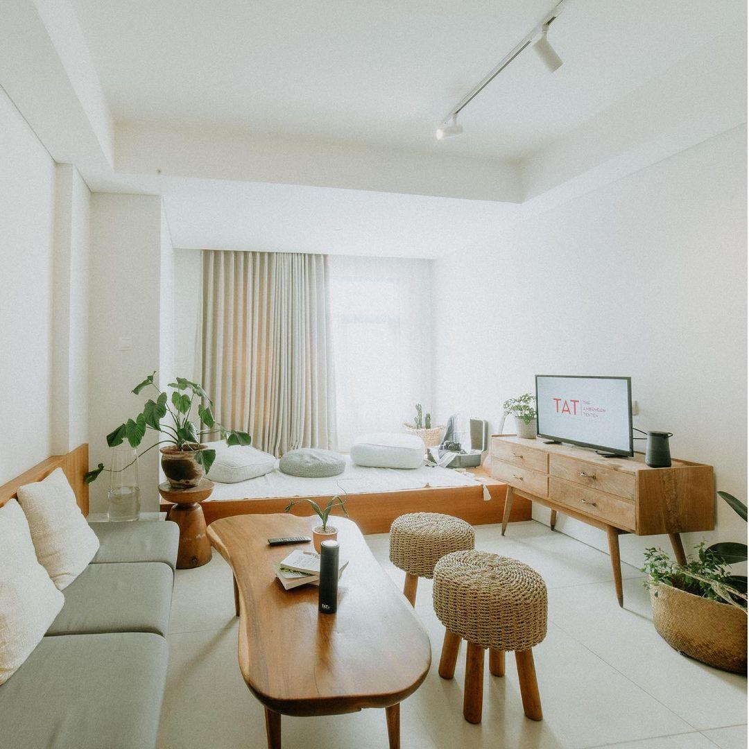 Rekomendasi Desain Interior Ruangan Apartemen