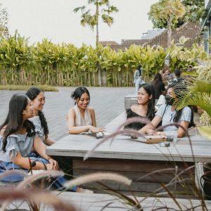 Work From Bali Dari Apartemen