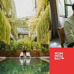 Kelebihan yang Bisa Ditemukan Saat Work from Bali